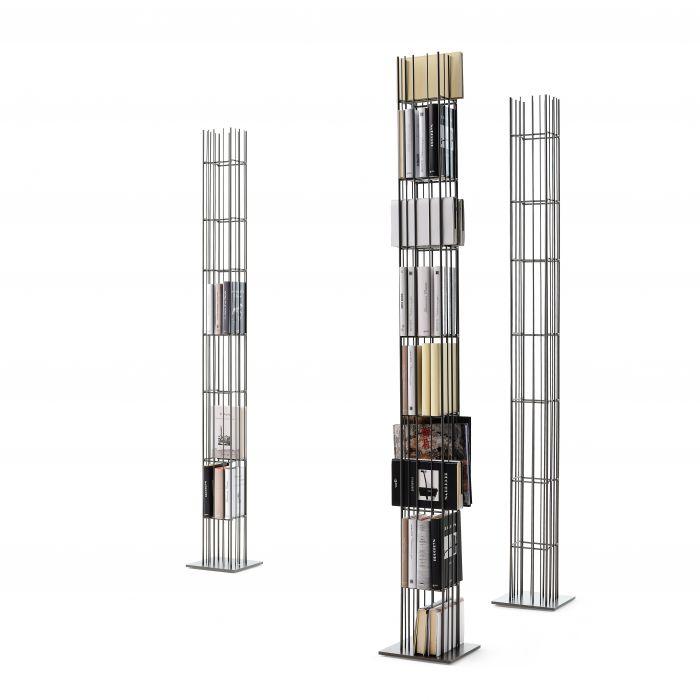 Libreria METRICA TOWER - Mogg